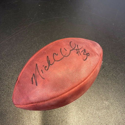 Nick Collins Signed Wilson NFL Game Football Green Bay Packers JSA COA