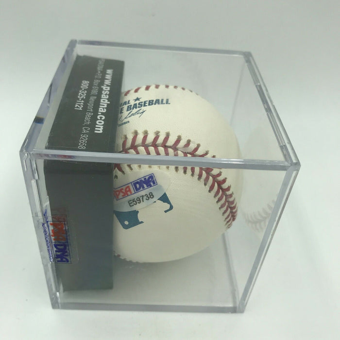Beautiful Frank Robinson Signed Autographed Baseball PSA DNA MINT Gem Mint 10