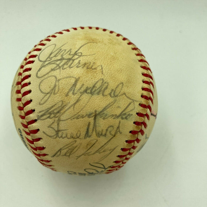 1979 San Diego Padres Team Signed Official National League Baseball