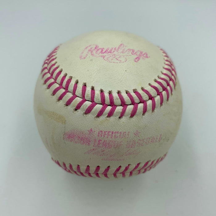 Christie Rampone Team USA Signed Game Used Mother's Day Major League Baseball