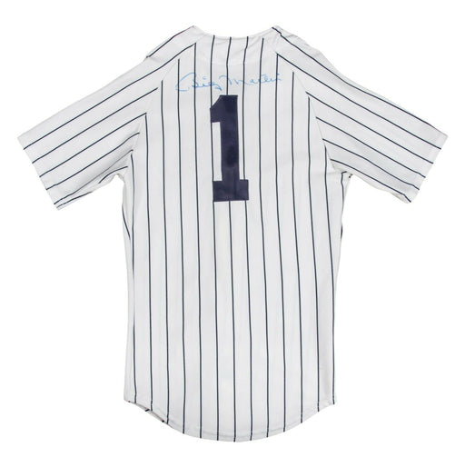 Billy Martin Signed Vintage 1970's New York Yankees Jersey With JSA COA