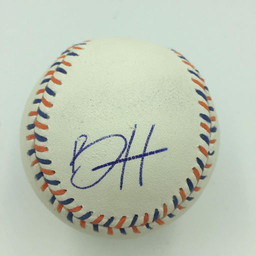 Bryce Harper Signed Official 2013 All Star Game Baseball JSA STICKER