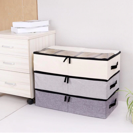 Kinsley Wide Organizer Box