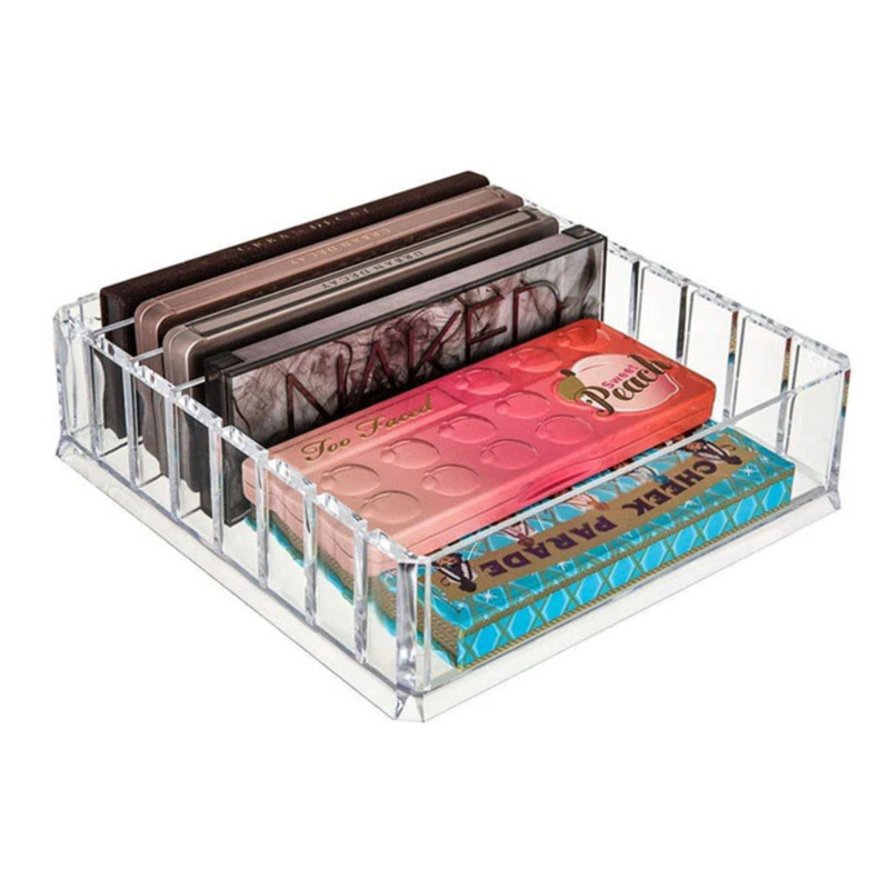 Luxe Acrylic Large Pallet Organizer