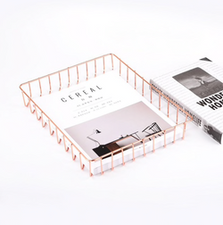 Metal File & Magazine Tray