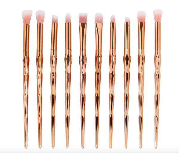 Sparks 10 Piece Brush Set