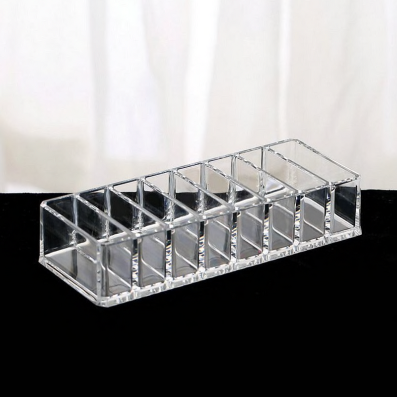 Luxe Acrylic Small Pallet Organizer