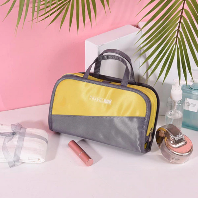 Jetset Two Piece Beauty Travel Bag