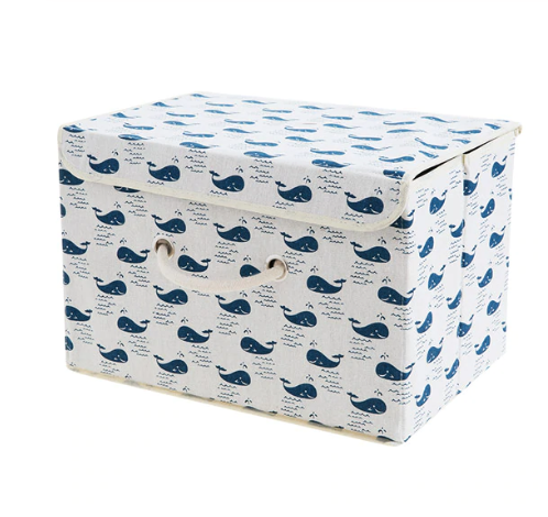 Wunder Patterned Organizer Box