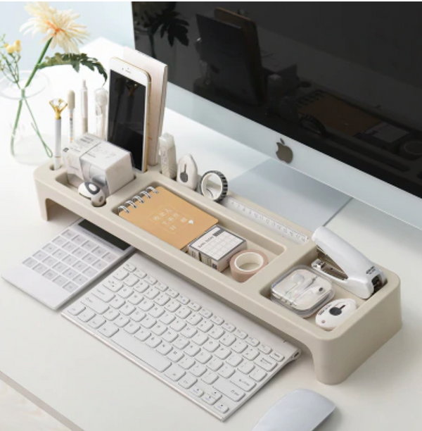 Acadia Long Desk Organizer