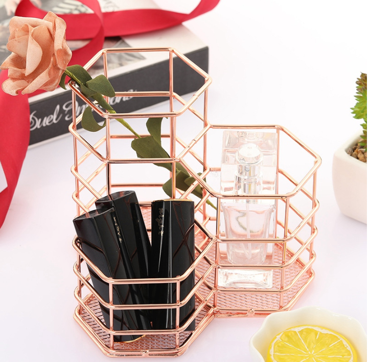 Honeycomb Pencil Holder