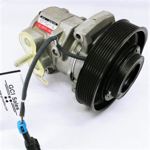 Denso A/C Compressor 160MM *Damaged* - P/N: 22-65771-001 (4559360819286)
