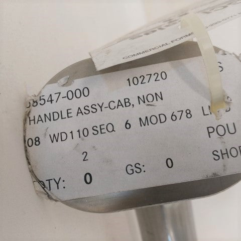 Western Star Grab Non-Slip Handle Assy - P/N: A18-68547-000 (6539943870550)