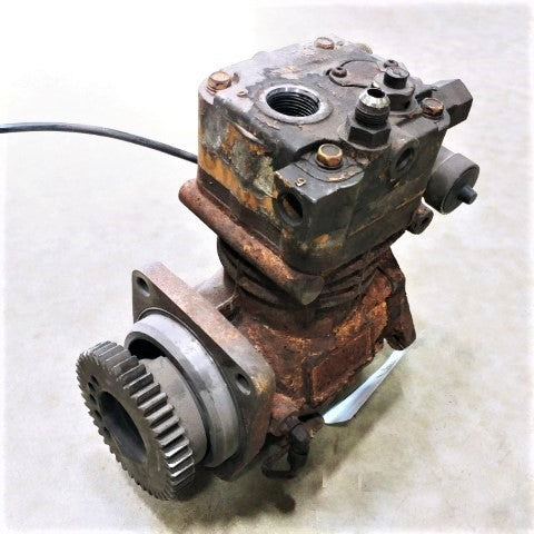 Damaged Caterpillar C-13 Air Compressor-P/N: T-5011432 (4770425405526)