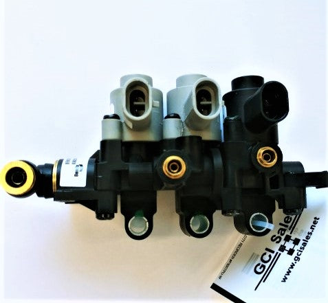 New Take-Off Bendix SMS-9700 Accessory Solenoid Manifold K062930 (4802812870742)