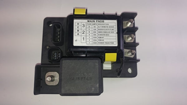 Littelfuse Power Harness Junction Box Main PNDB  A06-75148-013, A66-03714-010 (3939714465878)