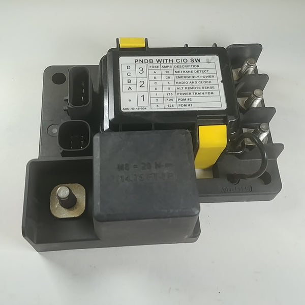 Littelfuse Power Harness Junction Box Main PNDB  A06-75148-004, A66-03714-004 (3939714072662)