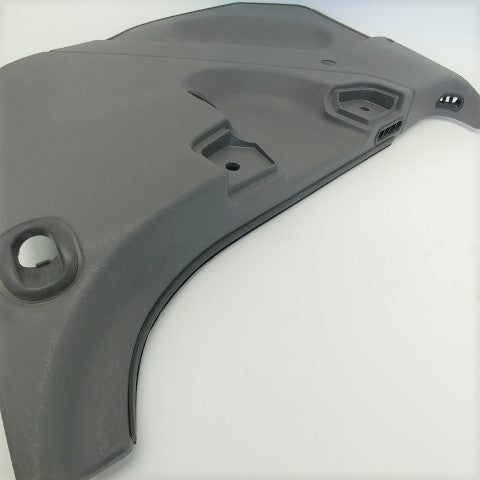 Freightliner M2 Door Panel Base RH (Passenger) - No Vent Hole PN: A18-68535-007 (3939777577046)