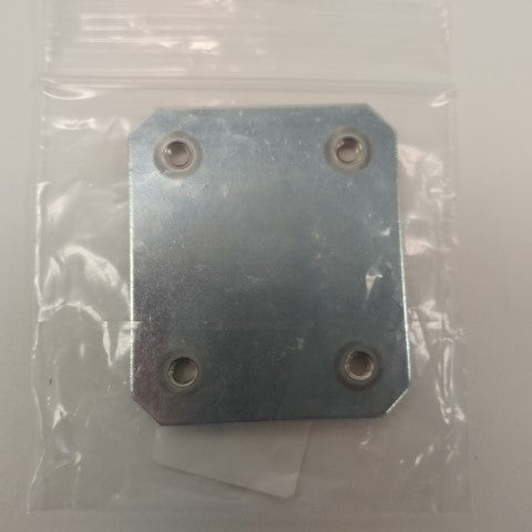 "RAM-B-101U Flat Surface Ball Mount w/ Two 2.5"" Round Bases and Backer Plate (3986341855318)"