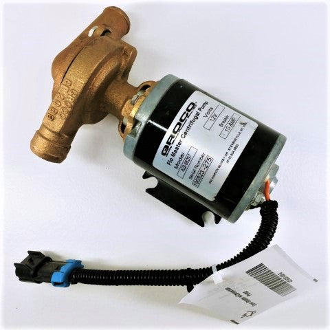 Groco Booster w/Connection Pump - P/N: A22-66297-000 (4852962132054)