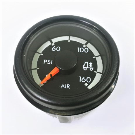 Freightliner Standard Suspension Air Pressure Gauge P/N: A22-72394-001 (4908589252694)