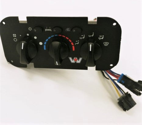 Western Star HVAC Control Panel with Red Dot Wire Harness - P/N: A22-73379-005 (4357525798998)