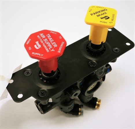 Bendix Mv3 Trailer Air Supply/Parking Brake Valve P/N: 5018303 (4366896431190)