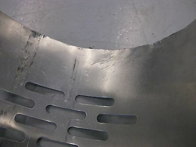 New Freightliner Aluminum Exhaust Shield - 5 Inch Stack - P/N: 04-24695-001 (3939443736662)