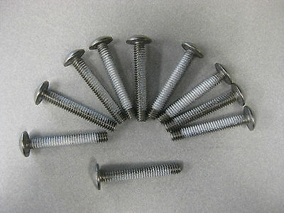 "Freightliner 1/4 - 20 x 1.75"" Screws (Set of 10) P/N  23-12011-175 (3939595616342)"