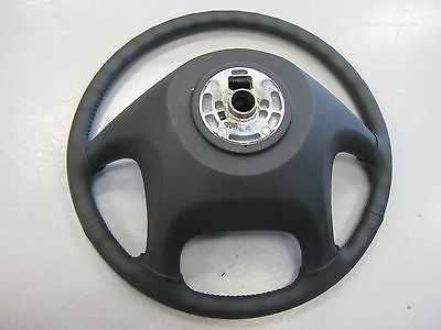 Freightliner Cascadia Leather Steering Wheel (450MM) - P/N  A14-15697-003 (3939735928918)