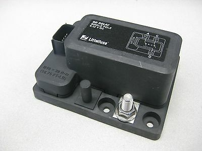 Littelfuse Single Pole SD Relay 9-32V DC P/N  A06-77764-000, 880091 (3939716563030)