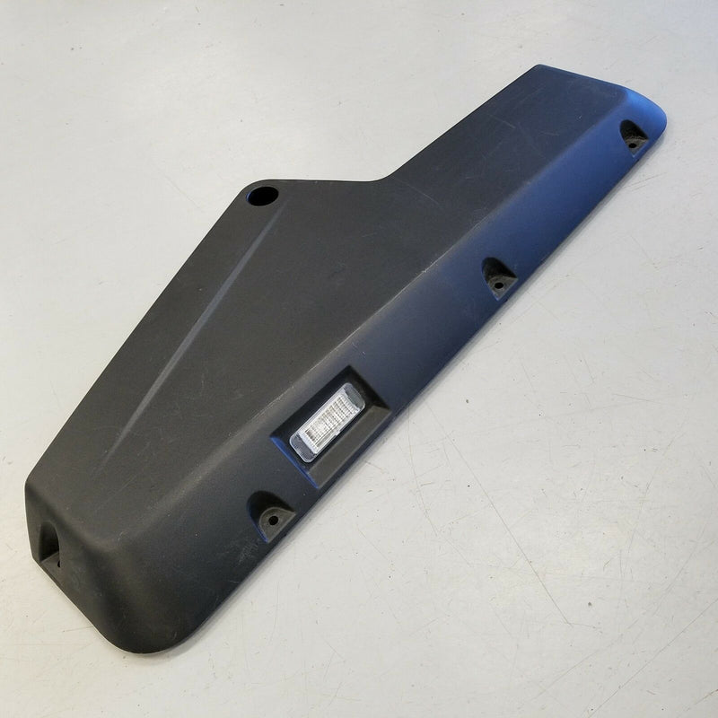Western Star Large Gray Door Pocket with Light LH Side - P/N  A18-64618-004, 006 (3939770630230)