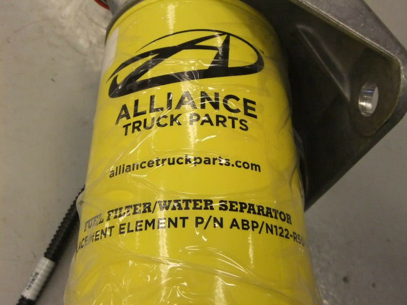 [DIAGRAM_1CA]  Alliance Fuel Filter Water Separator w/ Heat 03-36134-132, | Alliance Fuel Water Separator Filter |  | Truckline Parts