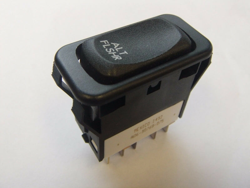 Freightliner Rocker Switch - Alternating Headlight Flasher - P/N: A06-30769-075 (3939697066070)