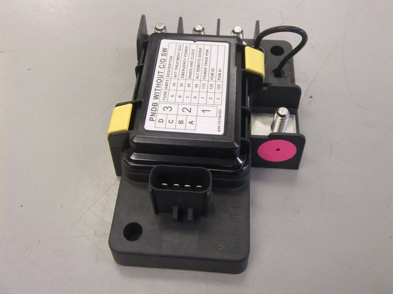 New Freightliner Power Systems Fuse Box--PNDB--Without C/O SW--A06-72138-001 (3939711418454)