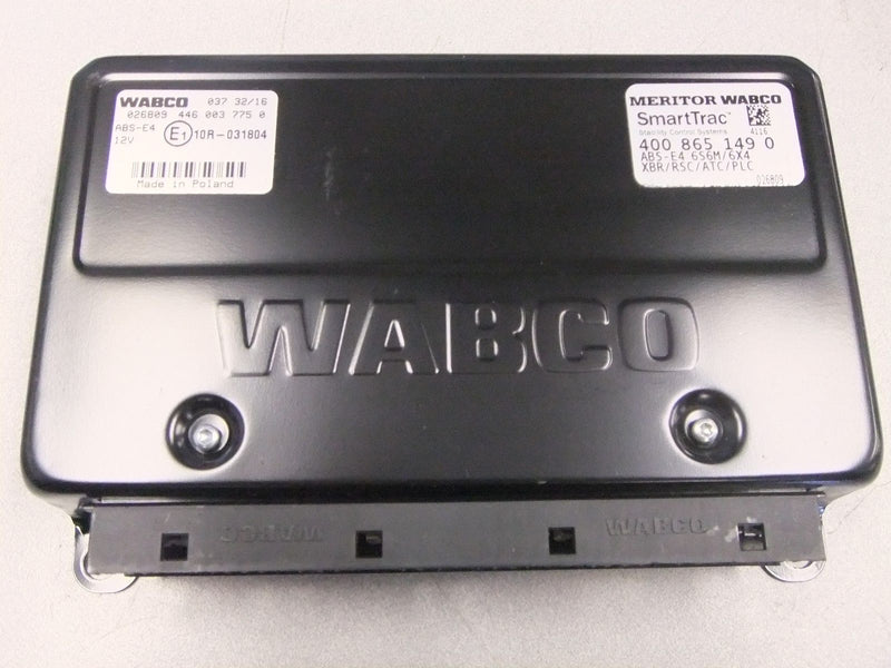 Meritor Wabco SmartTrac ABS Stability Control Systems - 400 865 149 0 (3939615834198)