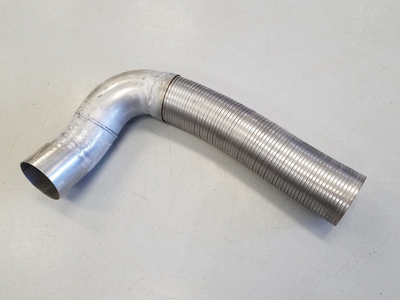 Freightliner 114SD SFA Flex Pipe with Elbow - P/N  A04-33311-000 (3939692478550)
