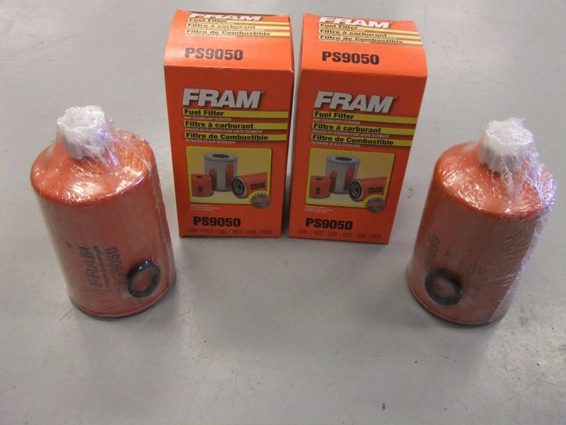 FRAM PS9050 - FUEL FILTERS - **LOT OF TWO** (3962875150422)