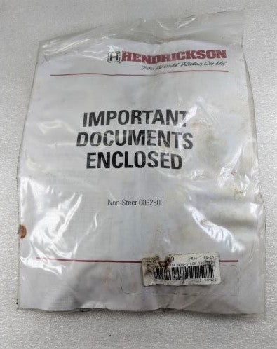 Hendrickson Auxiliary Axle Systems Trailer Axle Nuts--2 Kits--003567, 004797 (3939431514198)