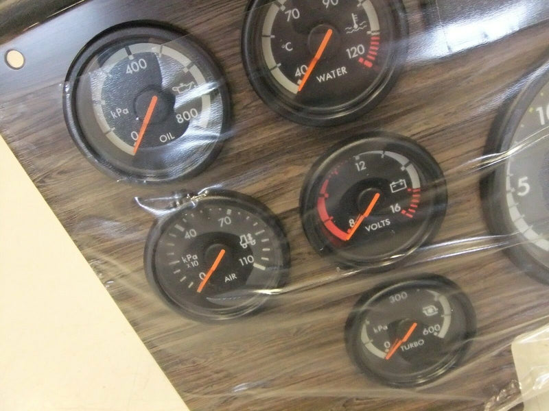 Freightliner Instrument Cluster **Metric** P/Ns  A22-69722-231, A22-68018-031 (4017920278614)
