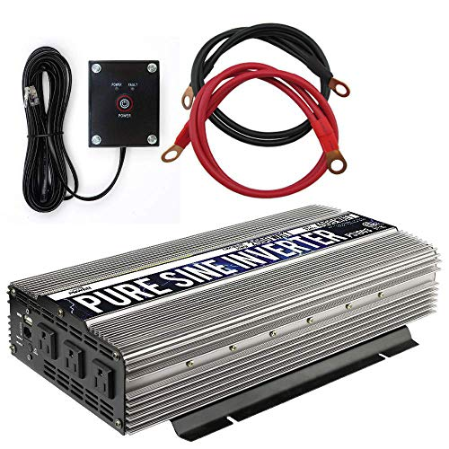 2000W Pure Sine Wave Power Inverter انفرتر