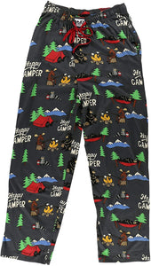 Happy Camper Pants - Large