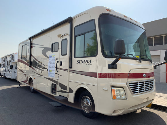 2008 Safari Simba 31FT