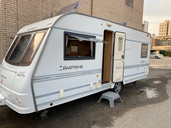 2005 Coachmen Pastiche 21FT