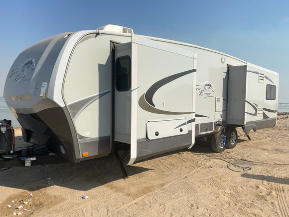 2010 Open Range Journeyer 37FT