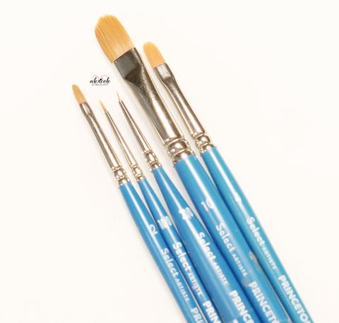 What Paint Brushes are Right for You?