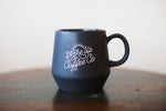 Black Sunrise Mug