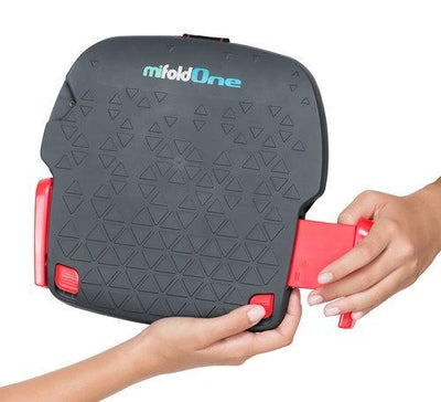 mifold one the non-folding grab-and-go booster