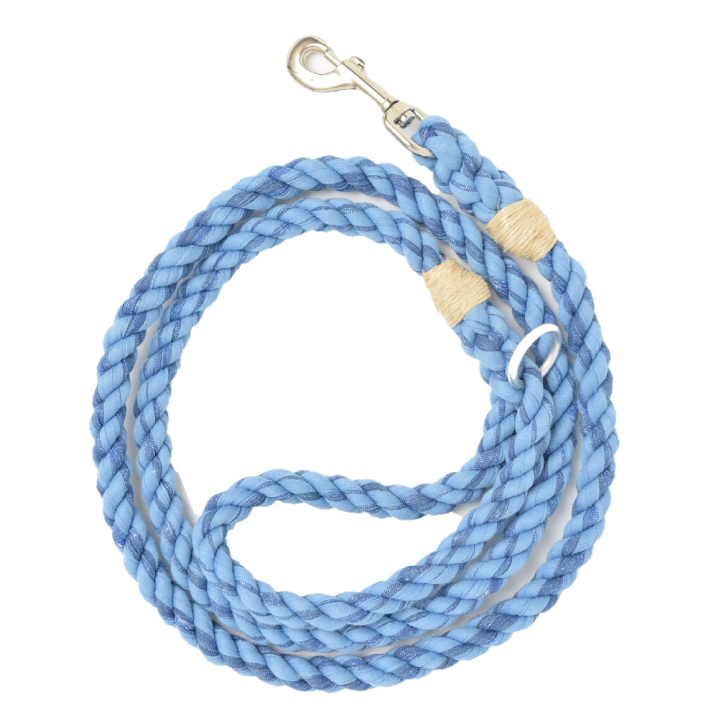 Denim Love Artisan Leash