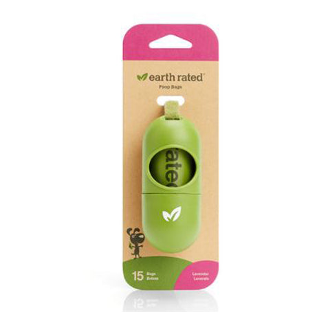Lavender Scented Earth Rated Leash Dispenser